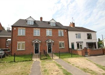 Thumbnail 4 bed terraced house to rent in Desford Road, Newbold Verdon, Leicester