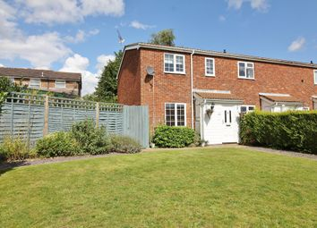 Thumbnail 3 bedroom end terrace house for sale in Thurmell Close, Hedge End, Southampton