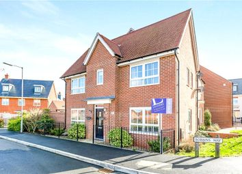 Thumbnail 3 bed semi-detached house for sale in Bobbins Way, Buckingham, Buckinghamshire