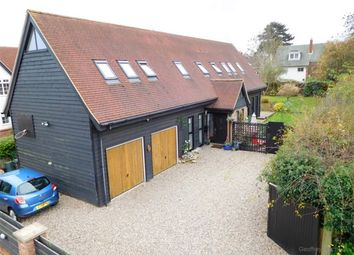 Thumbnail 3 bed detached house for sale in Sheering Road, Churchgate Street, Old Harlow
