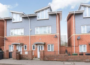 Thumbnail 3 bedroom town house for sale in Tudor Road, Off Wednesfield Road, Wolverhampton