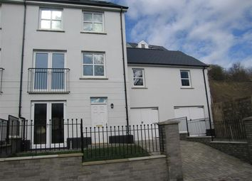 Thumbnail 5 bedroom town house for sale in Kensington Gardens, Haverfordwest, Pembrokeshire