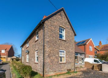 Thumbnail 4 bed detached house for sale in Station Road, Berwick, Polegate