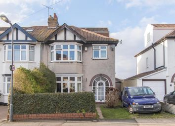Thumbnail 4 bed semi-detached house for sale in Wimbledon Road, Bristol