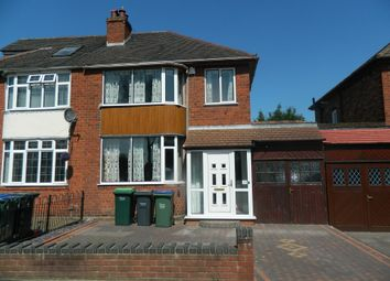Thumbnail 3 bed semi-detached house for sale in Riverway, Wednesbury