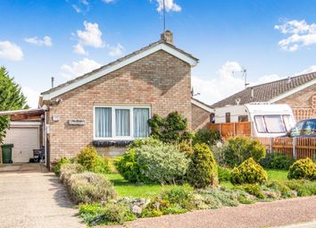 Thumbnail 2 bed detached bungalow for sale in Villebois Road, Marham, King's Lynn
