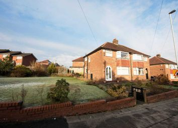 3 bed semi-detached house for sale in Oak Lane, Whitefield, Manchester M45