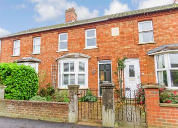 Thumbnail 2 bed terraced house for sale in Newtown, Potton, Sandy