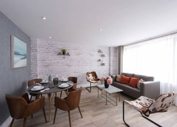 Thumbnail 1 bed flat for sale in Corio, Bermondsey