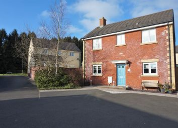 Thumbnail 3 bedroom detached house for sale in Maes Yr Eithin, Coity, Bridgend, Bridgend County.
