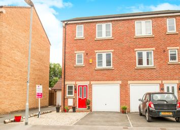 Thumbnail 4 bedroom semi-detached house for sale in Bluebell Road, East Ardsley, Wakefield