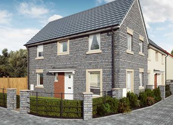 """3 bed end terrace house for sale in """"The Whitebeam"""" at Mill Lane, Bitton, Bristol BS30"""