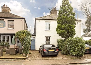 Thumbnail 2 bed semi-detached house to rent in Ferry Road, Teddington