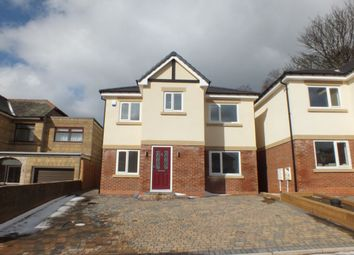 Thumbnail 4 bed detached house for sale in Westacres Crescent, Newcastle Upon Tyne