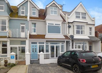 Thumbnail 4 bed terraced house for sale in The Promenade, Pevensey Bay, Pevensey