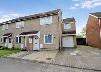 Thumbnail 3 bedroom property for sale in Griffiths Close, Stratton, Wiltshire