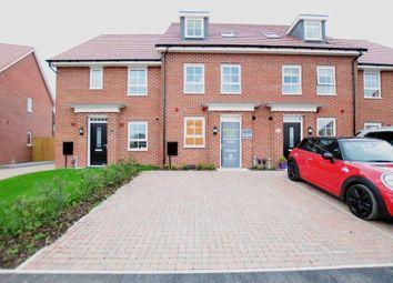 Thumbnail 4 bedroom town house for sale in Plot 58, Highgate Park, Warton