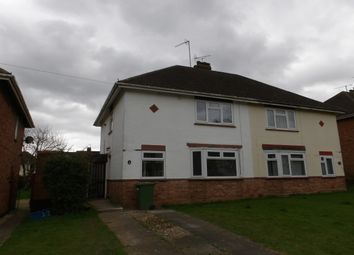 Thumbnail 2 bedroom semi-detached house to rent in Chestnut Crescent, Bletchley, Milton Keynes
