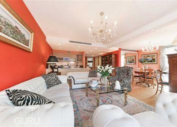 Thumbnail 3 bed flat for sale in Eastflied Avenue, London, UK