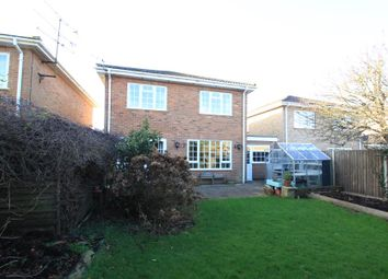 Thumbnail 4 bed detached house to rent in Arethusa Way, Bisley, Woking