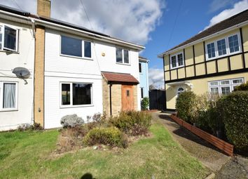 Thumbnail 4 bed semi-detached house for sale in Newbury Walk, Romford