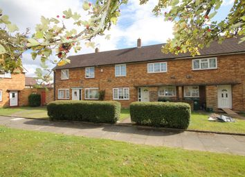 Thumbnail 3 bed terraced house for sale in Hadrian Close, Stanwell, Surrey