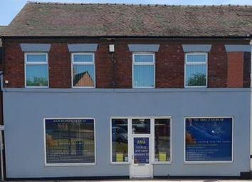 Office for sale in Newcastle Street, Burslem, Stoke On Trent, Staffordshire ST6