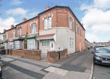 3 bed end terrace house for sale in Paignton Road, Edgbaston, Birmingham B16