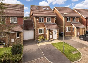 Thumbnail 4 bed link-detached house for sale in Gwynne Road, Caterham
