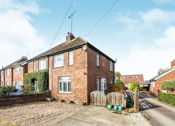 Thumbnail 3 bed semi-detached house for sale in Greenfield Road, Westoning, Bedford