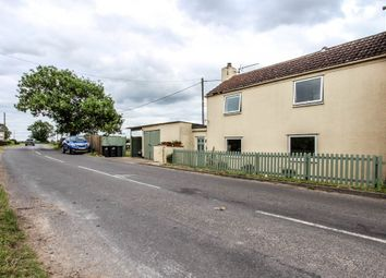 Thumbnail 4 bed detached house for sale in Hasse Road, Soham, Ely