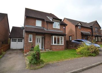 Thumbnail 4 bed detached house for sale in Oak End, Buntingford
