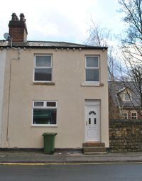 Thumbnail 2 bed end terrace house to rent in Westfield Road, Horbury, Wakefield