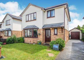 Thumbnail 3 bedroom detached house for sale in Y Ffridd, Morfa Bychan, Porthmadog, Gwynedd