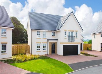 Thumbnail 4 bed detached house for sale in Glassford Road, Strathaven
