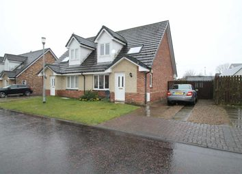 Thumbnail 3 bed semi-detached house for sale in Hannah Drive, Knockentiber, Ayrshire