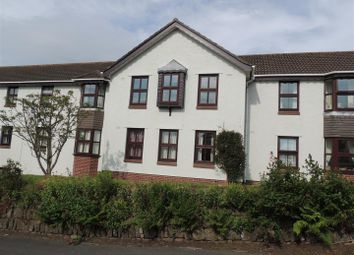 Thumbnail 1 bed flat for sale in Chisholme Court, St Austell, St. Austell