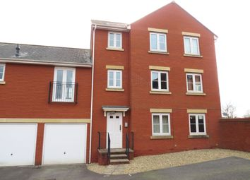 Thumbnail 2 bed flat to rent in Coburg Green, Exeter