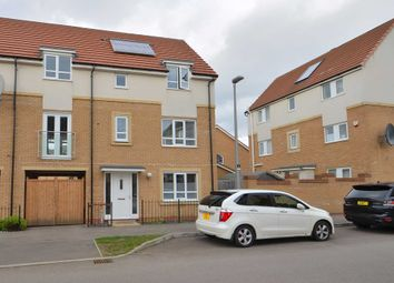 Thumbnail 5 bed semi-detached house to rent in Bodmin Place, Broughton, Milton Keynes