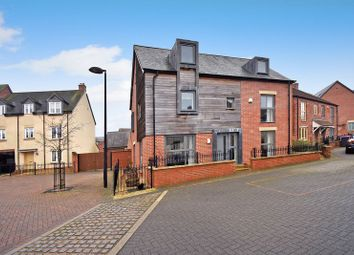 Thumbnail 5 bed detached house for sale in 6 St Johns Walk, Lawley Village, Telford