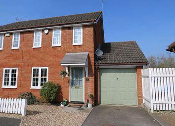 Thumbnail 2 bedroom end terrace house for sale in Hebbecastle Down, Warfield, Bracknell, Berkshire