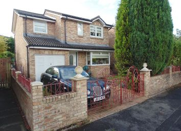Thumbnail 4 bed detached house for sale in Magnolia Gardens, Newarthill, Motherwell