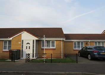 Thumbnail 2 bed semi-detached bungalow for sale in Marbury Drive, Bilston