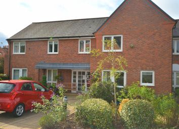 Thumbnail 2 bed flat for sale in Wright Court, London Road, Nantwich