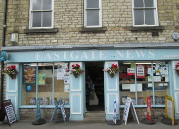 Thumbnail Retail premises for sale in The Avenue, Eastgate, Pickering