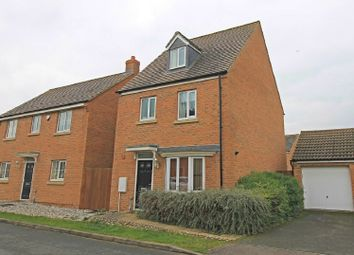 Thumbnail 4 bed detached house for sale in Comben Drive, Godmanchester