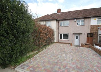 Thumbnail 3 bed terraced house for sale in Elaine Avenue, Strood, Kent