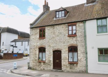 Thumbnail 3 bed end terrace house for sale in Church Street, Dorchester