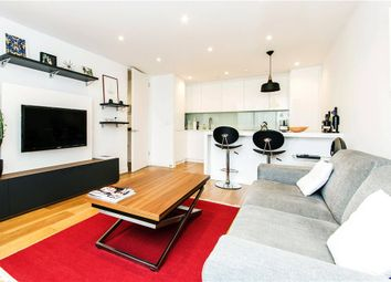 Thumbnail 1 bed flat to rent in Esquared Apartments, 3 Allgood Street, London
