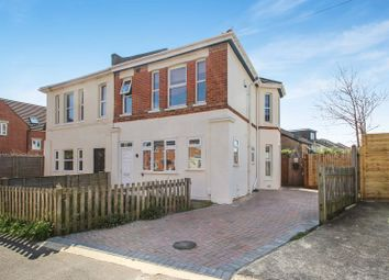 Thumbnail 2 bed maisonette for sale in Malmesbury Park Road, Bournemouth